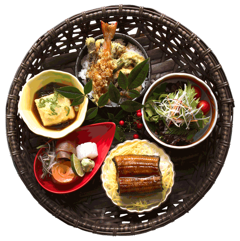 picture of Hanagi Food Sampler